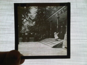 Victorian slide from Yaron Lapid's private collection