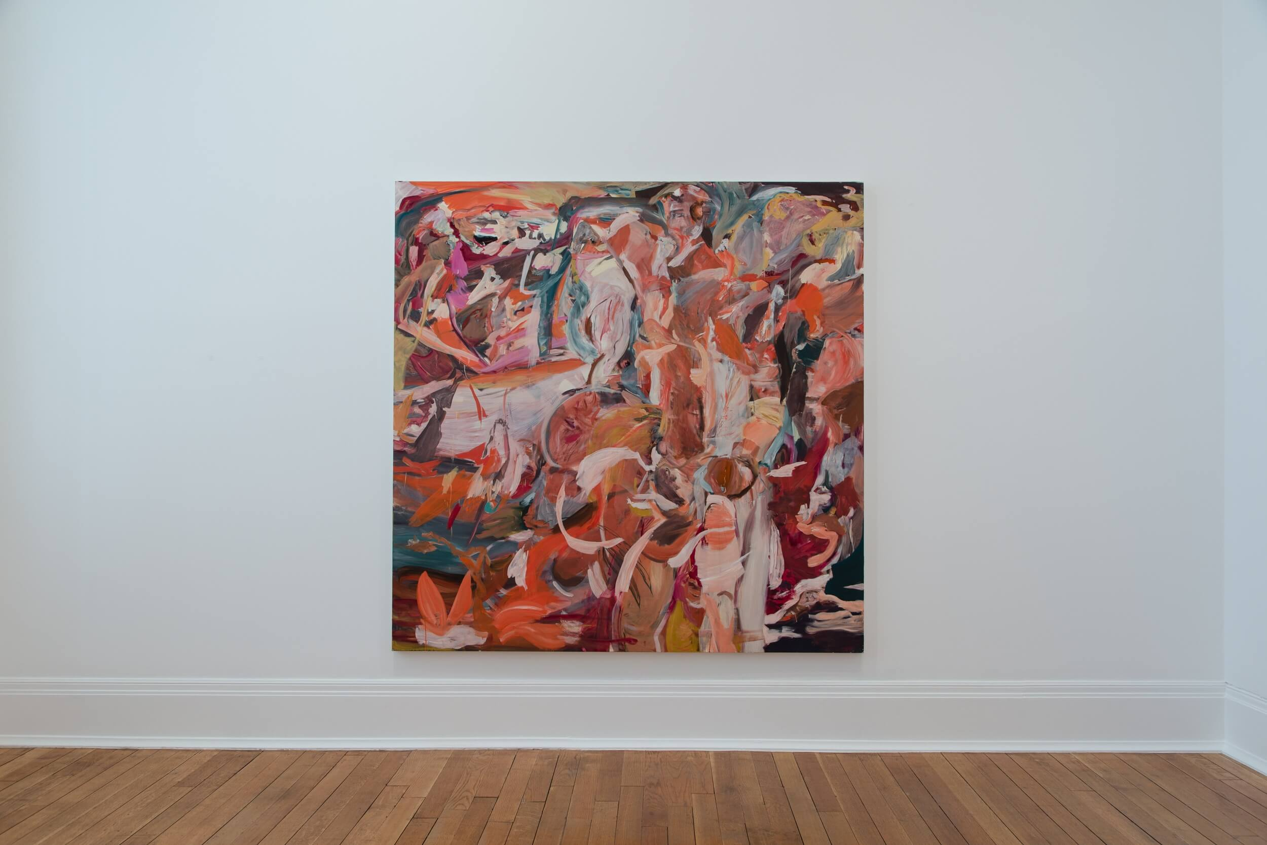Cecily Brown, Cold Fire, 2015