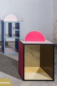 Lex Pott, Chroma Furniture Collection