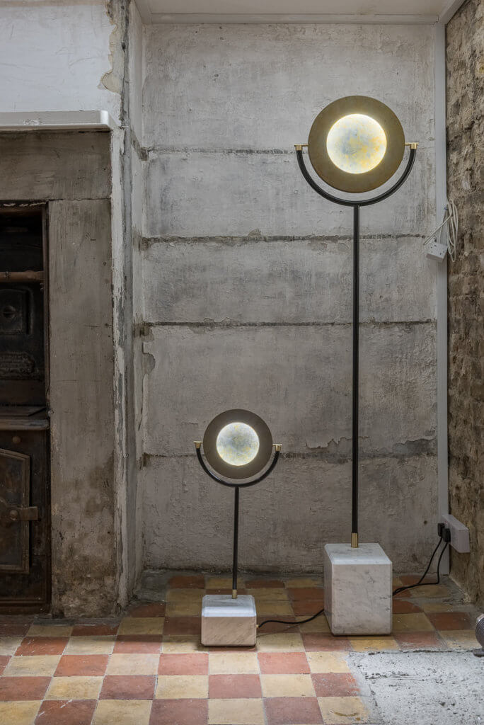 Marc Dibeh, The (Not So) Gloriole Lamps