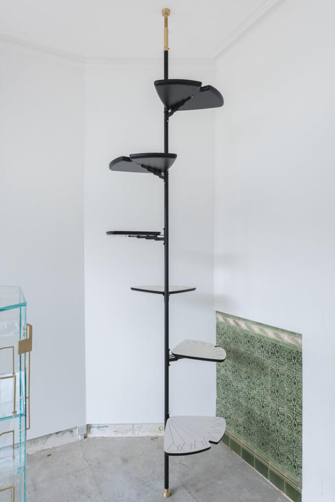 Pietro Russo, Ginko Shelf, 2016