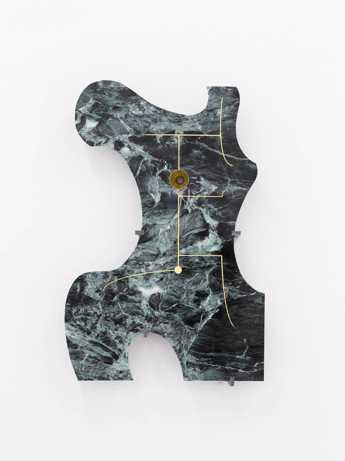 George Henry Longly, Indiscretion (2016) Wall-mounted marble
