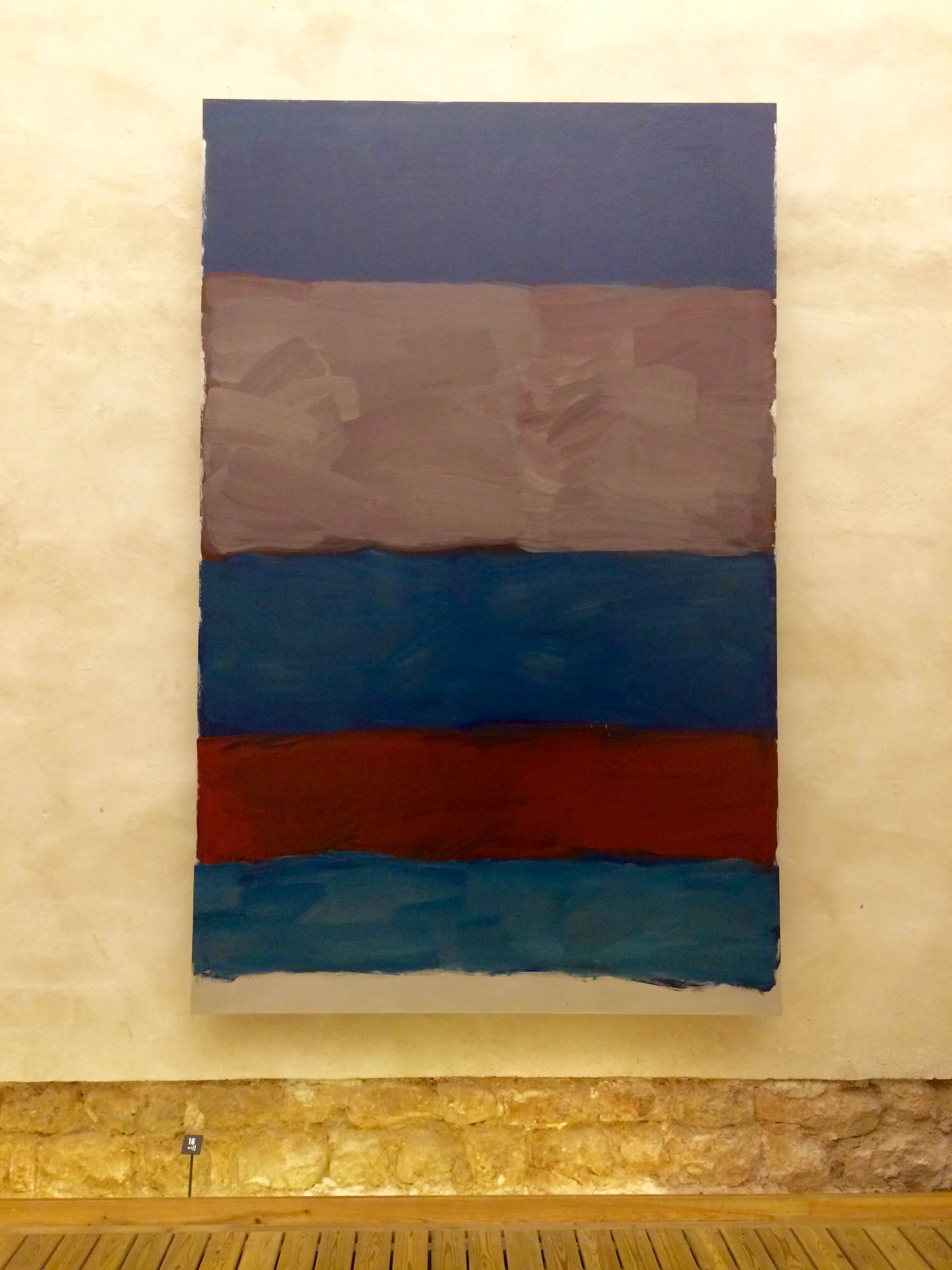 A New Reason To Visit Barcelona By Sean Scully I 241 Igoart