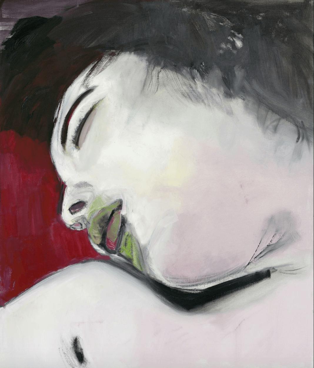 Marlene Dumas, Broken White, 2006
