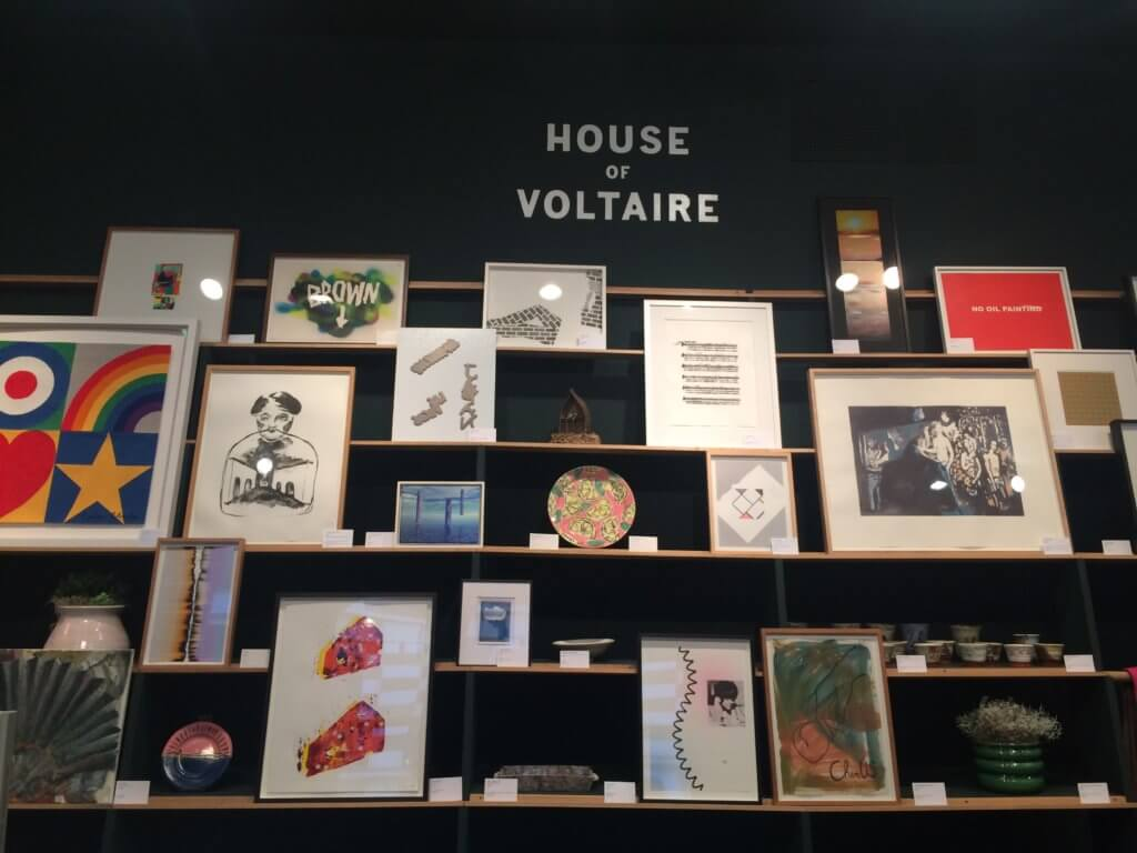 House of Voltaire, pop-up shop
