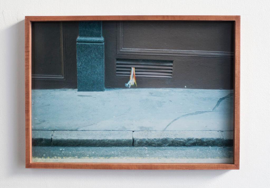 Matt Golden, Ribbons, London (V), 2011