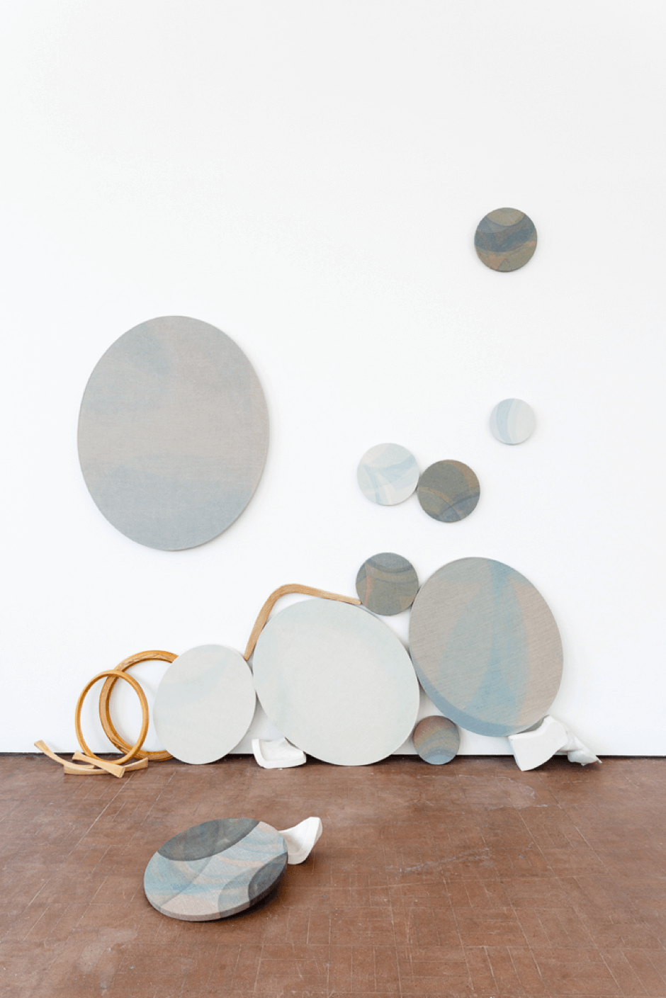 Yelena Popova, After image Installation View, Nottingham Contemporary 2016