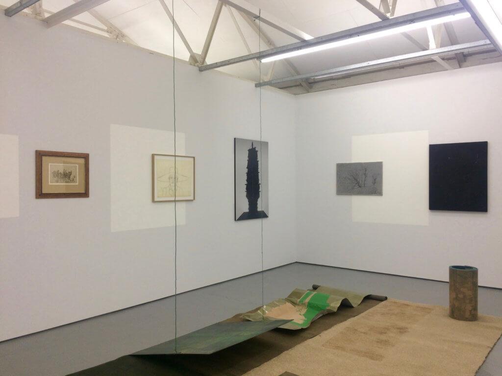 CONDO 2017, Maureen Paley hosting dépendance, Exhibition view