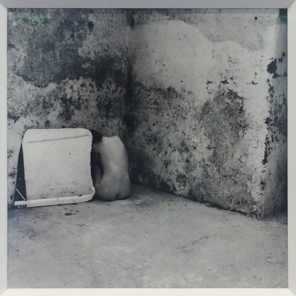 Francesca Woodman, As part of the exhibition Room, Sadie Coles, London