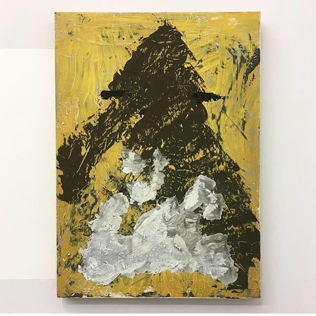 Richard Aldrich, Untitled, 2014