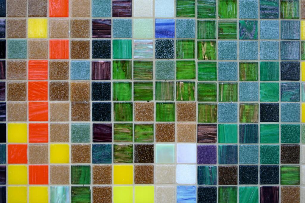 Cisneros Fontanals Art Foundation, Tiles facade