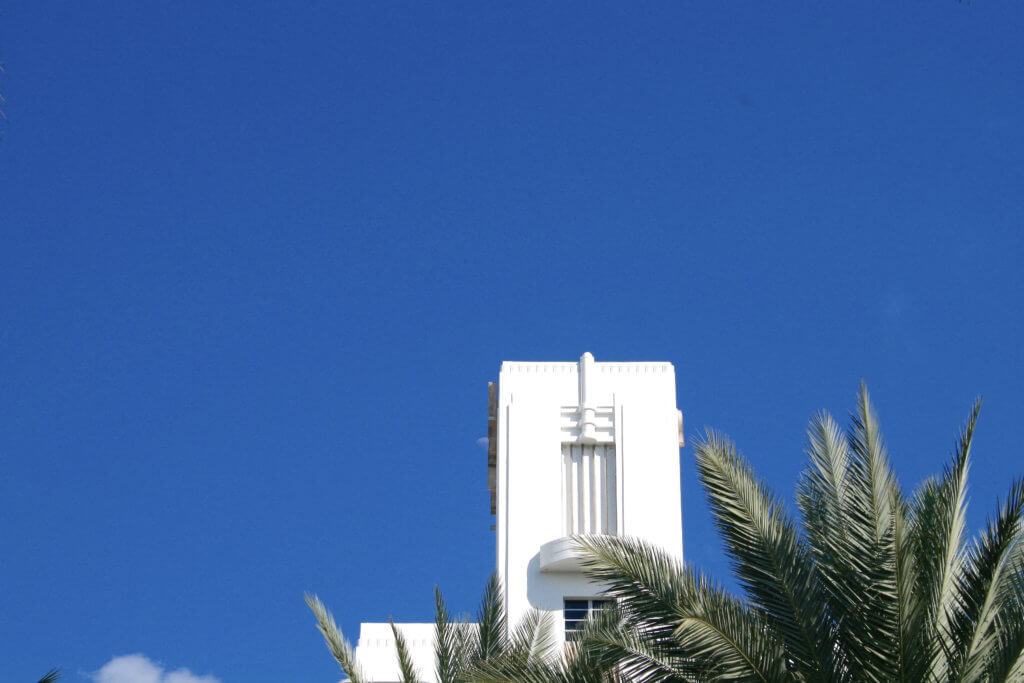 Miami Art Deco Architecture