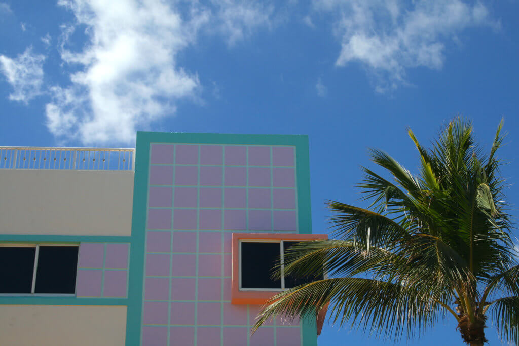 Miami Art Deco South Beach Architecture