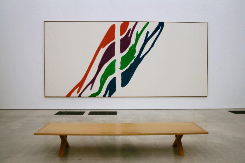 Pérez Art Museum Miami, Morris Louis