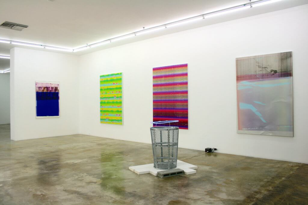 Rubell Family Collection, Paul Kneale