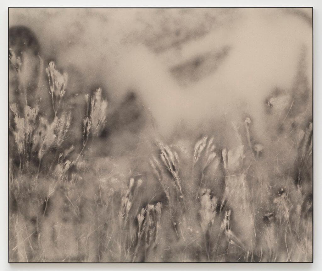 Phoebe Unwin, Leaning Figure on Soft Ground, 2015