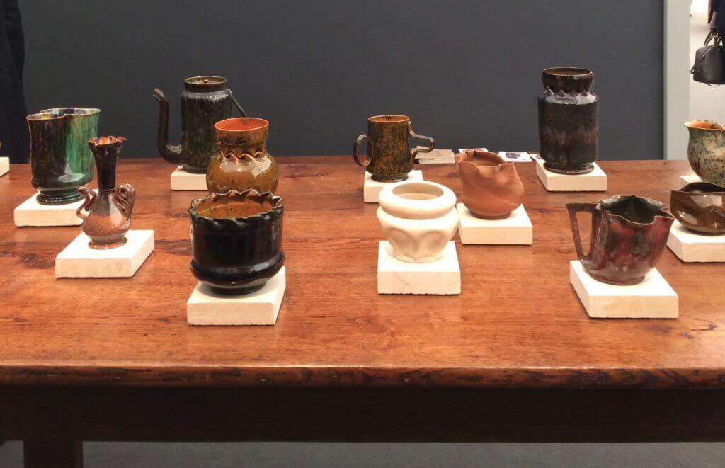 George Ohr, pottery, ceramics, Frieze