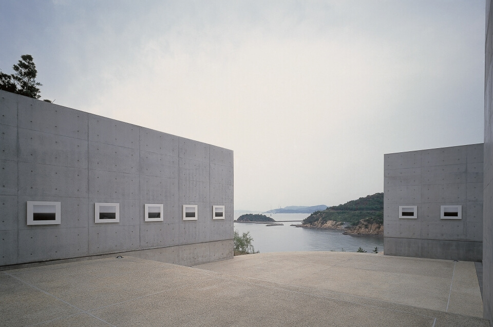 Benesse House Museum, Japan Art island, Boutique Hotel