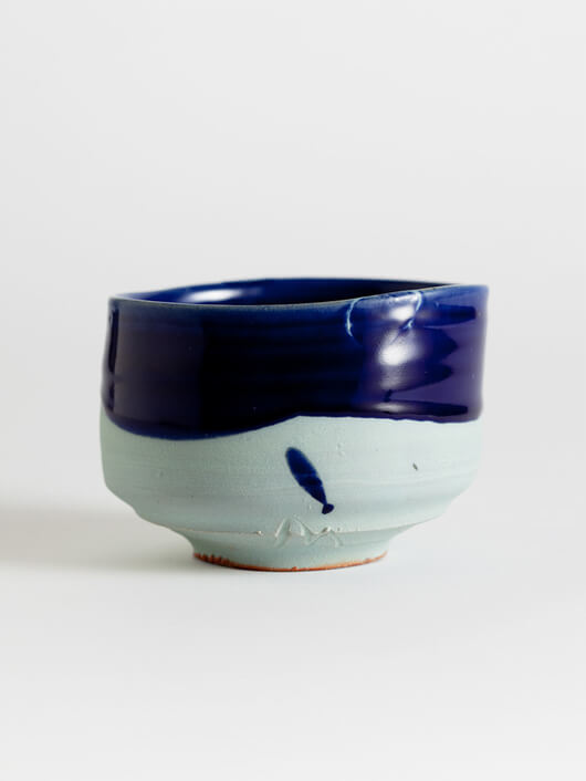 Matthias Kaiser, Cowl, Pot, Ceramics, sculpture, vessels, texture