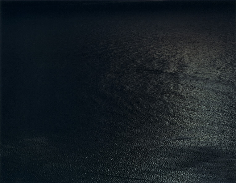 Nicholas Hughes, In Darkness Visible (Verse II) #3, 2006 Photography, Landscape